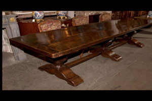 Refectory Table Example